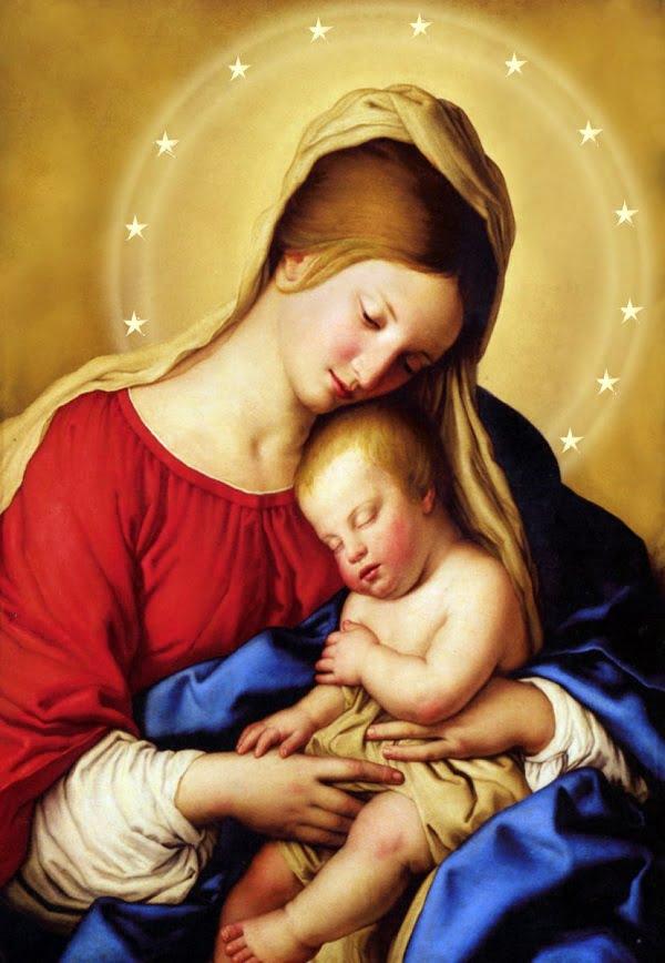 Bám chặt lấy Chúa và Đức mẹ 2
