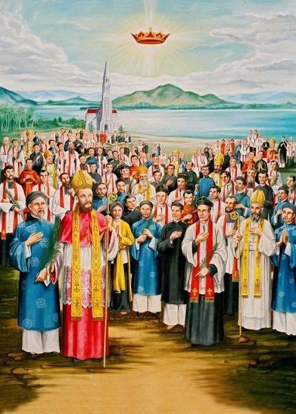 Bước theo chân các thánh tử đạo Việt Nam