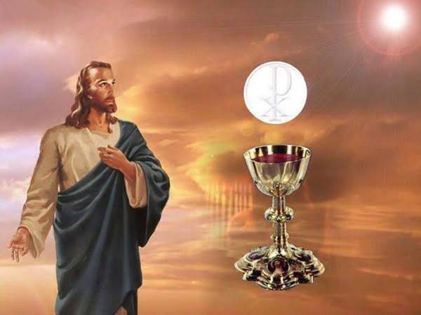 cac kinh nguyen thanh the 2 - Các kinh nguyện Thánh Thể