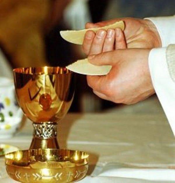 cac kinh nguyen thanh the 3 - Các kinh nguyện Thánh Thể