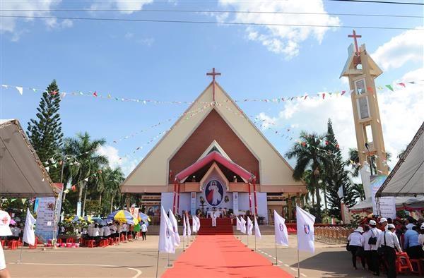 Đại Lễ Kính Lòng Chúa Thương Xót, Kỷ Niệm Ba Năm Thành Lập Hiệp Hội Lòng Chúa Thương Xót