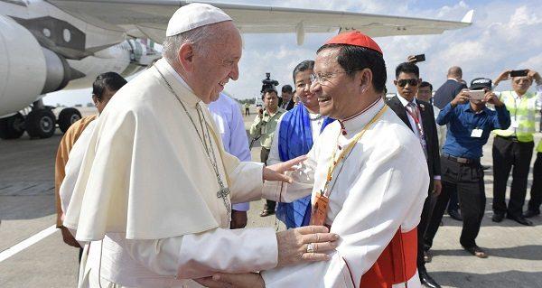 Đức Hồng y Bo, Myanmar, tân Chủ tịch Liên Hội đồng Giám mục châu Á