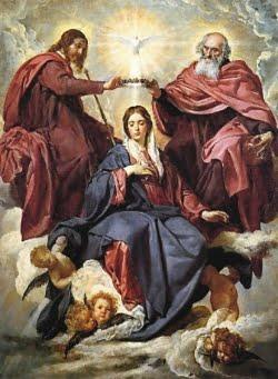 Đức Maria Trinh Nữ Vương