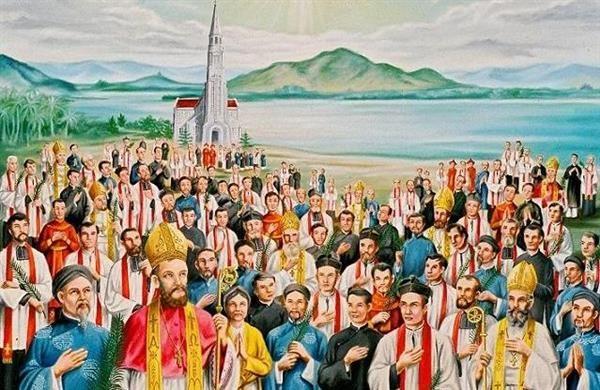 Hiệp sống tin mừng lễ các thánh tử đạo Việt Nam (CN 33 TN B)