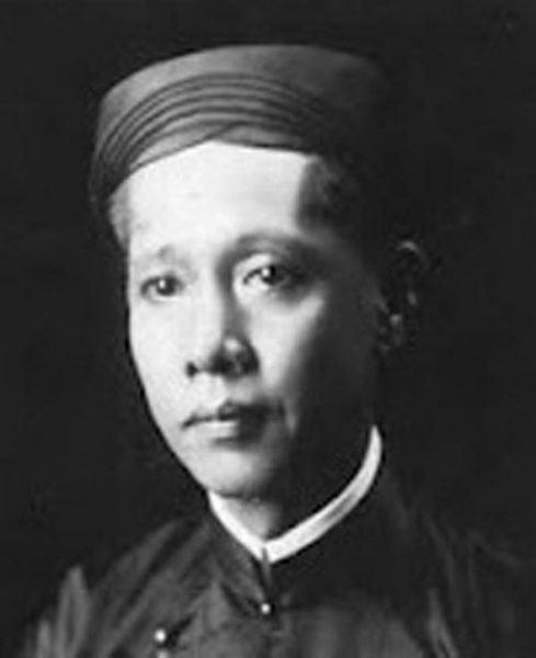 hoc gia petrus truong vinh ky 489x600 - Người đầu tiên ghi nhận công trình của linh mục Ðặng Ðức Tuấn