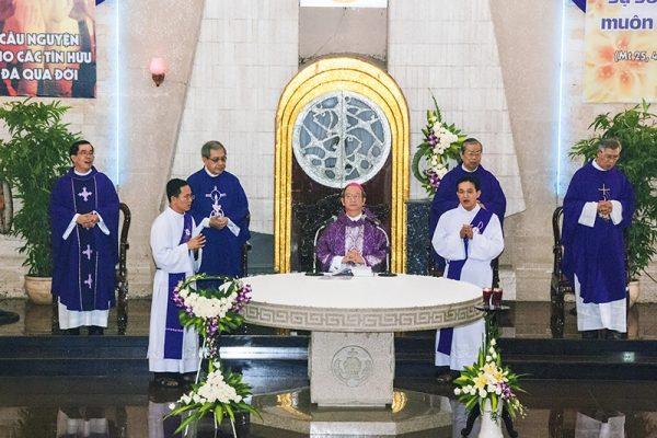 Kinh Cầu Cho Giáo Hội Và Linh Mục