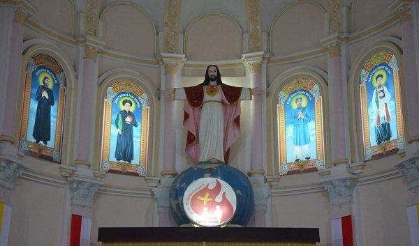 Mặc Bắc, giáo xứ có bốn vị thánh tử đạo 2