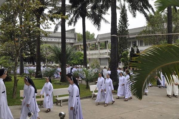 Ngày Hội Gia Đình Đaminh Việt Nam 2