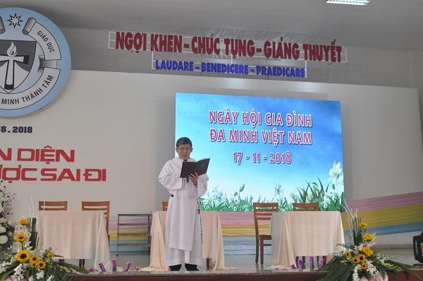 Ngày Hội Gia Đình Đaminh Việt Nam 4