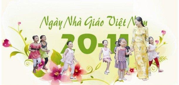 nhan ngay nha giao viet nam - Nhân Ngày Nhà Giáo Việt Nam