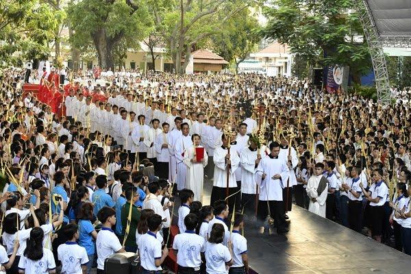 saigon dhgt 04 - Đại hội Giới trẻ 2018 tại TGP Sài Gòn
