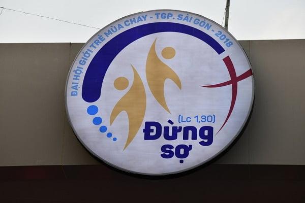 saigon dhgt 05 - Đại hội Giới trẻ 2018 tại TGP Sài Gòn