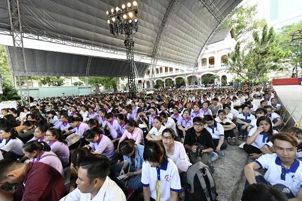 saigon dhgt 06 - Đại hội Giới trẻ 2018 tại TGP Sài Gòn