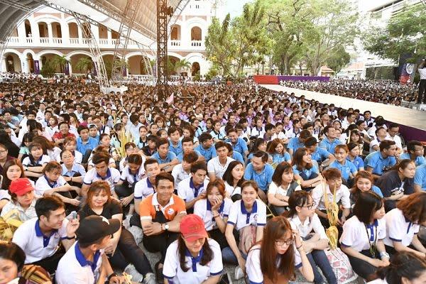 saigon dhgt 08 - Đại hội Giới trẻ 2018 tại TGP Sài Gòn