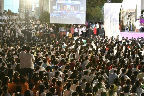 saigon dhgt 10 - Đại hội Giới trẻ 2018 tại TGP Sài Gòn