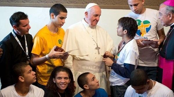 su diep cua duc thanh cha nhan ngay gioi tre the gioi tai panama - Sứ điệp của Đức Thánh Cha nhân Ngày Giới Trẻ Thế Giới tại Panama