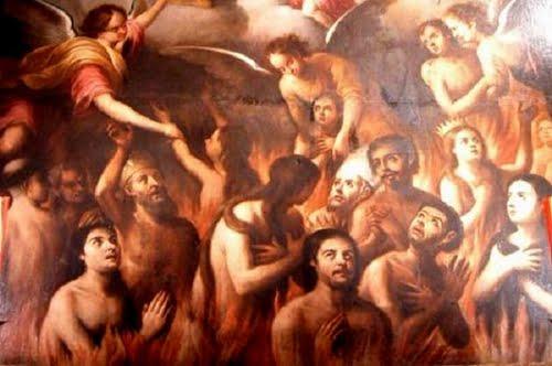 tai sao cau nguyen cho cac linh hon - Tại Sao Cầu Nguyện Cho Các Linh Hồn?