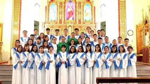 tai sao nguoi cong giao hanh dien khi duoc vao ca doan - Tại sao người công giáo hãnh diện khi được vào ca đoàn?