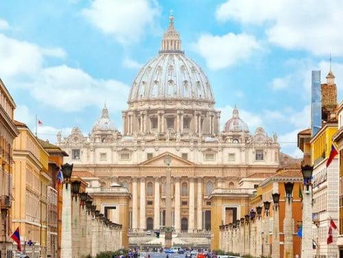 Tại sao Rôma là trung tâm Giáo Hội Công Giáo? Tại sao Toà Thánh được đặt ở Rôma?