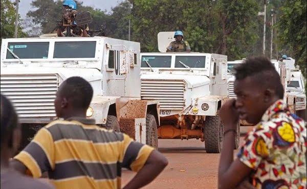 Thảm sát kinh hoàng tại Cộng Hòa Trung Phi: 42 người bị thiêu sống, Tòa Giám Mục bị cướp phá, cha Tổng đại diện bị giết 3