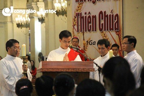 thanh le be mac nam thanh kinh cac thanh tdvn tai nha tho duc ba sai gon 2 - Thánh lễ bế mạc Năm thánh kính Các Thánh TĐVN tại nhà thờ Đức Bà Sài Gòn
