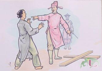 thanh phanxico nguyen can thay giang 1803 1837 - Thánh Phanxicô NGUYỄN CẦN, Thày giảng (1803-1837)