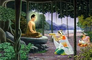 tieu su duc phat thich ca phat giao 5 - Tiểu sử Đức Phật Thích Ca (Phật giáo)
