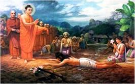 tieu su duc phat thich ca phat giao 8 - Tiểu sử Đức Phật Thích Ca (Phật giáo)