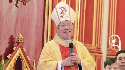 Tiểu sử Đức Tổng Giám mục tân cử Giuse Vũ Văn Thiên