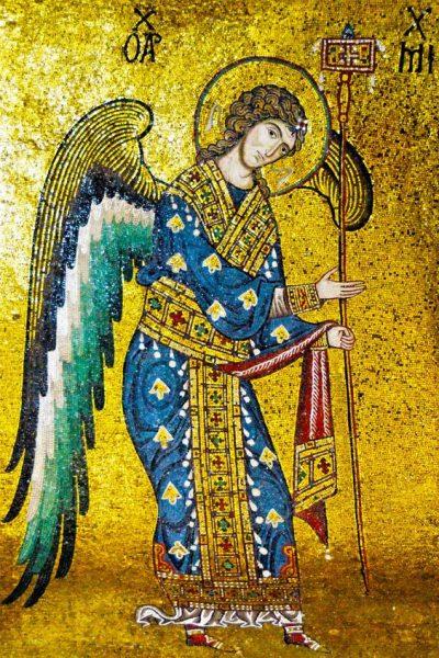tong lanh thien than cua thien chua 400x600 - Tổng lãnh Thiên Thần của Thiên Chúa