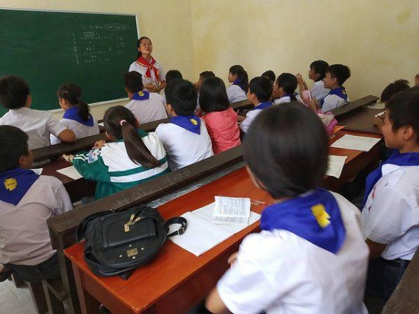 truong giao ly xu dong linh noi uom mam duc tin 10 600x450 - Trường giáo lý xứ Động Linh - Nơi ươm mầm đức tin