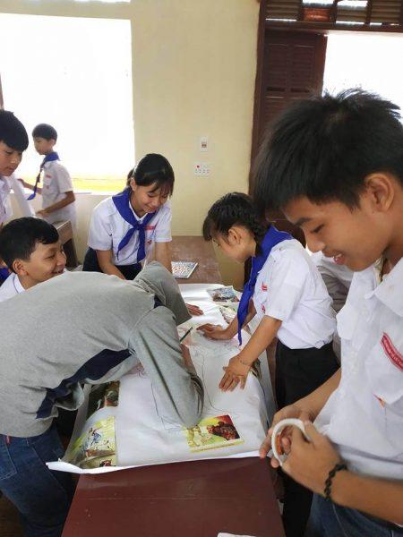 Trường giáo lý xứ Động Linh - Nơi ươm mầm đức tin 11
