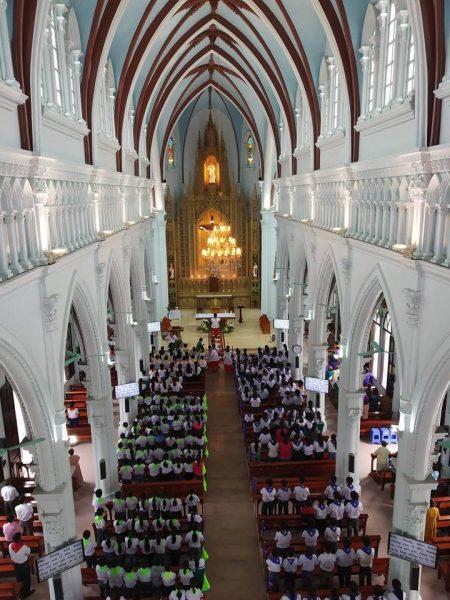 Trường giáo lý xứ Động Linh - Nơi ươm mầm đức tin 12