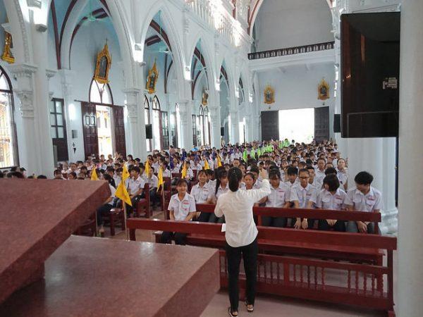 Trường giáo lý xứ Động Linh - Nơi ươm mầm đức tin 13