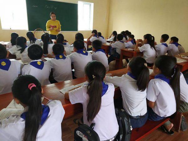 Trường giáo lý xứ Động Linh - Nơi ươm mầm đức tin 3