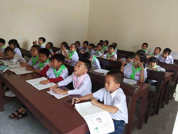 Trường giáo lý xứ Động Linh - Nơi ươm mầm đức tin 5