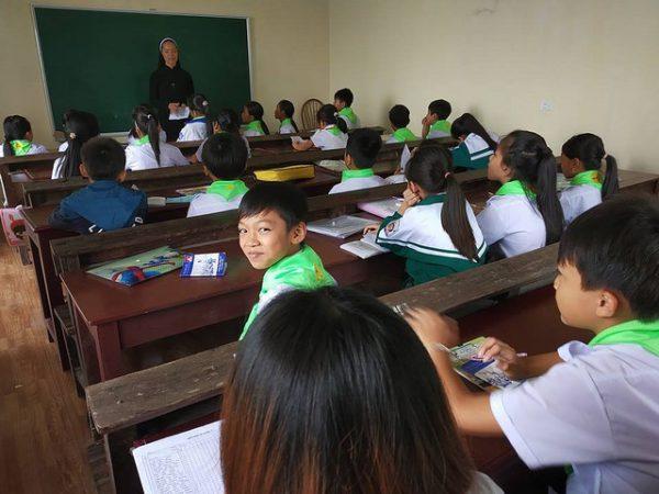 Trường giáo lý xứ Động Linh - Nơi ươm mầm đức tin 6