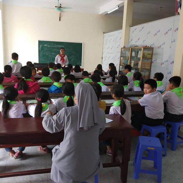 Trường giáo lý xứ Động Linh - Nơi ươm mầm đức tin 8