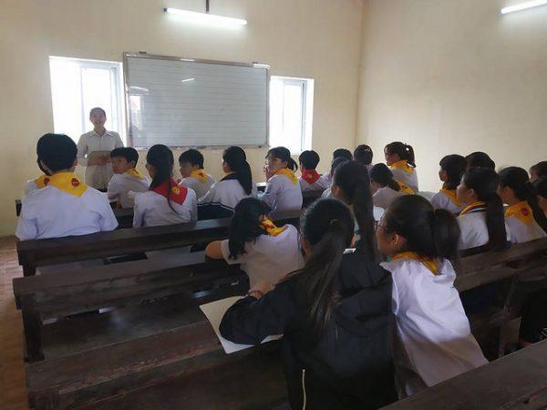 Trường giáo lý xứ Động Linh - Nơi ươm mầm đức tin 9