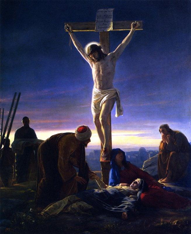 truyen thuyet ve nguon goc thanh gia chua giesu - Truyền thuyết về nguồn gốc Thánh giá Chúa Giêsu