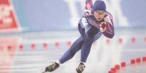 Từ tranh giải Thế Vận đến nhà tu, câu chuyện đẹp của cô Kirstin Holum
