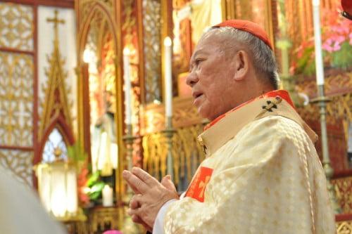 vatican chap thuan don tu nhiem cua hong y phero nguyen van nhon - Vatican chấp thuận đơn từ nhiệm của Hồng y Phêrô Nguyễn Văn Nhơn