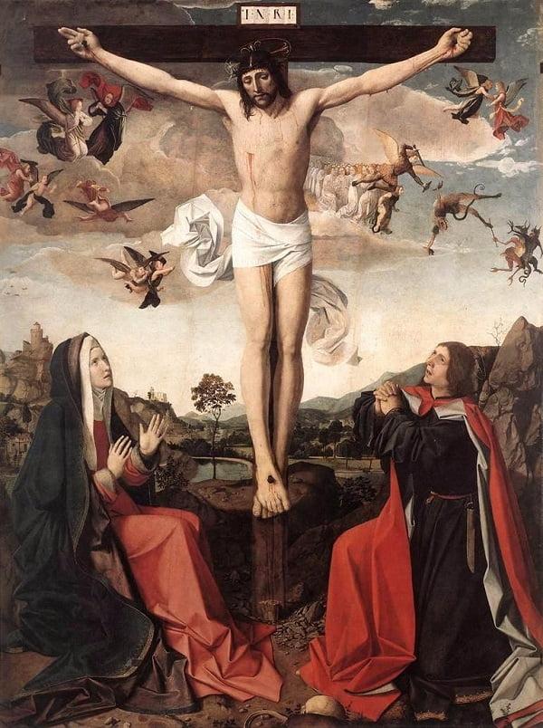 bam chat lay chua giesu de don nhan on cuu do - Bám chặt lấy Chúa Giêsu để đón nhận ơn cứu độ