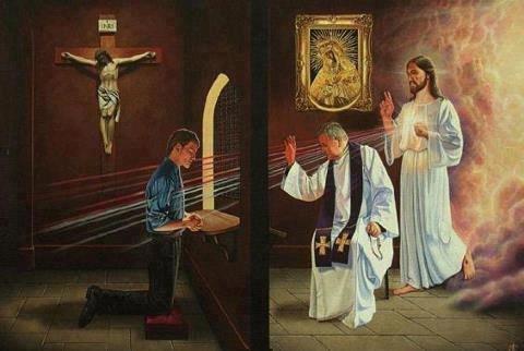 Bản hướng dẫn xét mình và Cách thức xưng tội Chuẩn bị tâm hồn cho Mùa Vọng 4