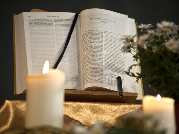 bible 2 600x450 - 23/12 – Trước Lễ Giáng Sinh. Chúa Nhật IV Mùa Vọng - Năm C