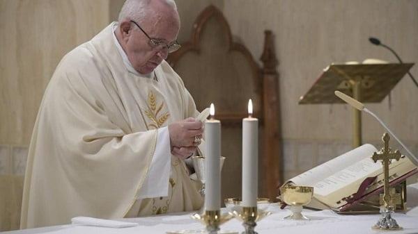 Đức Thánh Cha Phanxicô: Ước gì Mùa Vọng không mang tính thế trần (03.12.18)