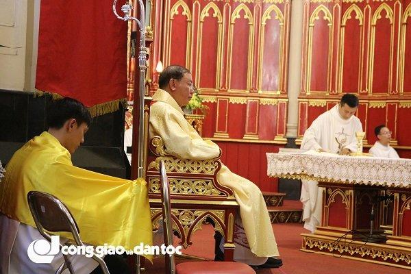 Đức tổng Giuse Vũ Văn Thiên dâng lễ tạ ơn kết thúc sứ vụ chủ chăn Giáo phận Hải Phòng 11