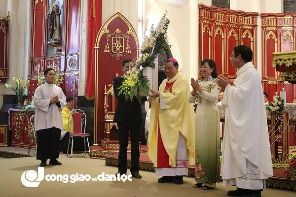 Đức tổng Giuse Vũ Văn Thiên dâng lễ tạ ơn kết thúc sứ vụ chủ chăn Giáo phận Hải Phòng 5