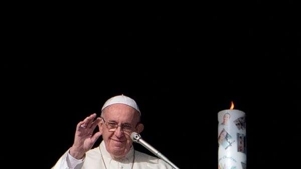 kinh truyen tin voi duc thanh cha 2 12 2018 - Kinh Truyền Tin với Đức Thánh Cha: 2-12-2018