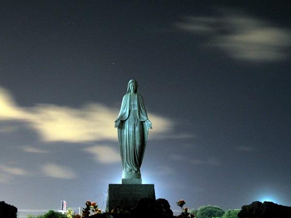 nhung buc tuong duc me dep tuyet my 16 - Những bức tượng Đức Mẹ đẹp tuyệt mỹ